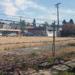 A vacant lot at Northwest 65th Street and 7th Avenue Northwest in the West Woodland section of Ballard.