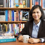 Saadia Pekannen, associate director of the Henry M. Jackson School of International Studies.
