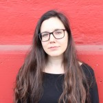 Color photo of essayist and UW alumna Elissa Washuta