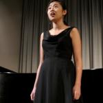 Voice Division recital