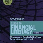 Justin Marlowe's fourth -- and likely final -- guide to financial literacy was published in August by Governing magazine.