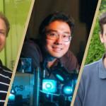 Joshua Vaughan, Daniel Chiu and Jakob von Moltke