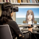 One goal of the UW Reality Lab — funded with initial investments from Facebook, Google and Huawei — is to achieve telepresence, allowing one to have a lifelike conversation with a person in a remote location.