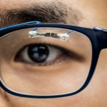 Glasses sensor