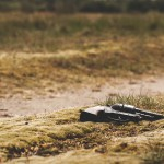 A study led by the University of Washington shows that public perception of gun violence and homicide risk is far from the reality of the data. Photo of firearm lying on the ground.