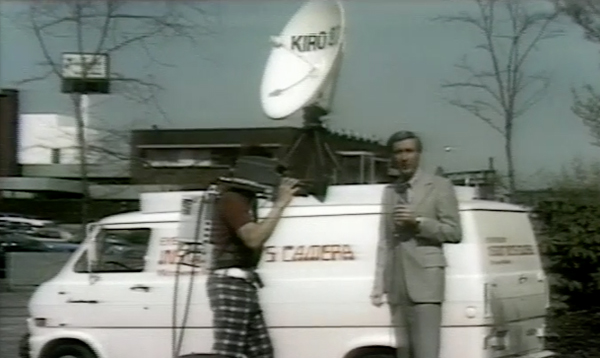 UW Libraries is new home for decades of KIRO-TV news video