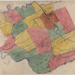 This 19th century map shows Blount County, Tennessee, home to the communities involved in the Off the Map project, which is led by Katie Headrick Taylor, UW assistant professor of education.