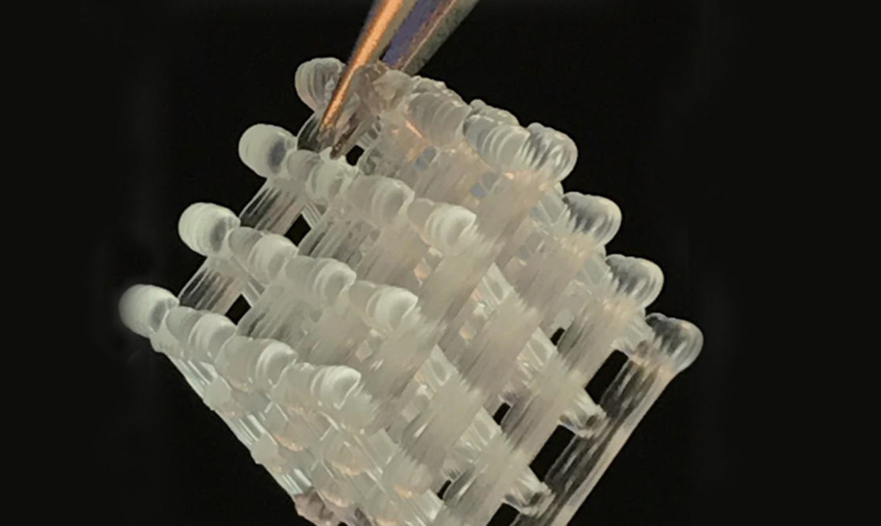 First-of-its-kind hydrogel platform enables on-demand production of medicines and chemicals