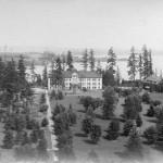 Clark Hall, ca 1911