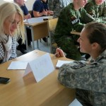 Teaching English to a Lithuanian student