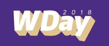 W Day logo