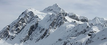Washington state's Mount Shuksan in February 2014.