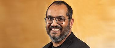 UW vice president Vikram Jandhyala