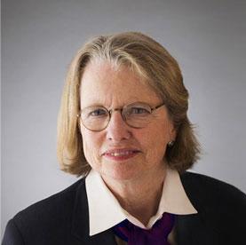 Photograph of Mimi Gates