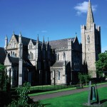 St. Patrick's Cathedral, the national cathedral of the Church of Ireland