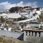 Potola Palace in Lhasa Tibet