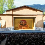 The Passion Play Theatre, Oberammergau, Bavaria, Germany