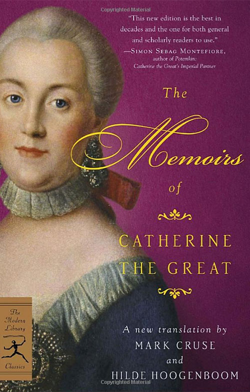 Isabel De Madariaga, Catherine the Great: A Short History (New Haven: Yale University Press, 2002)