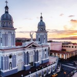 The Cathedral Basilica of Our Lady of the Assumption also called Santiago de Cuba Cathedral