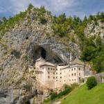 Predjama castle and Postojna cave, Slovenia