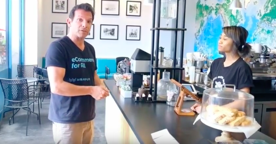 Point of Sale Demo w/ Coffee Shop