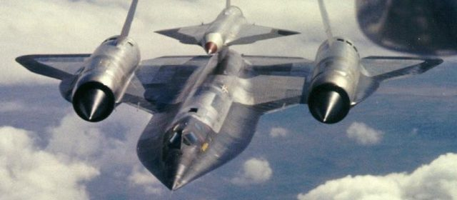 The Mach-3 Drone That Spied on China