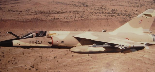 French Fighters Spent 1986 and '87 Chasing Libyans Over Chad