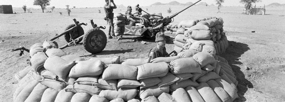 In 1986, French Troops in Chad Faced Mysterious Attackers