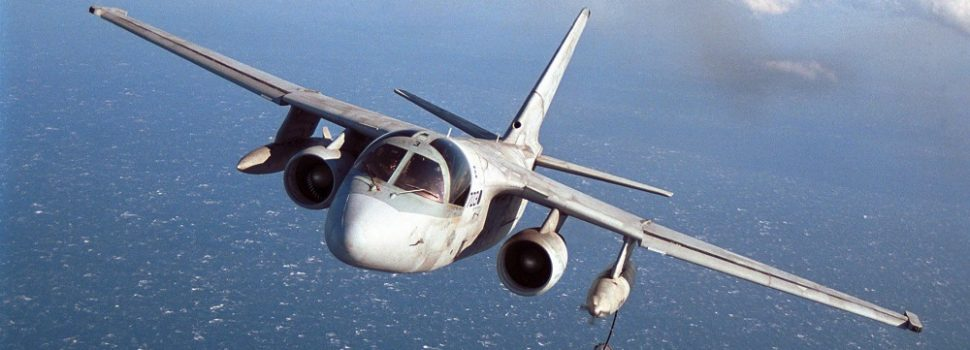 The S-3 Viking Retired Way Too Early