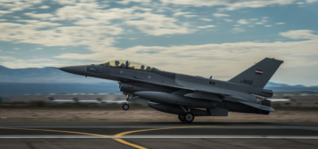 Iraq Got F-16s in September 2015 And Immediately Started Bombing ISIS