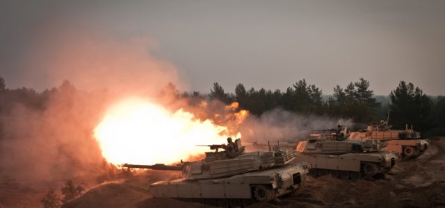 The U.S. Army's Upgraded Abrams Tank Boasts Several Surprises