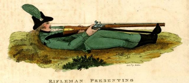 The Baker Rifle Transformed Soldiers Into Long-Distance Killers
