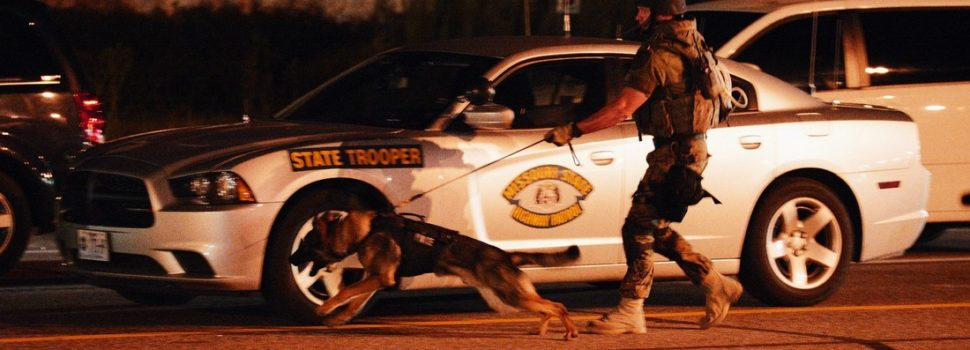 Let's Fix Ferguson by Giving Cops More Military Gear