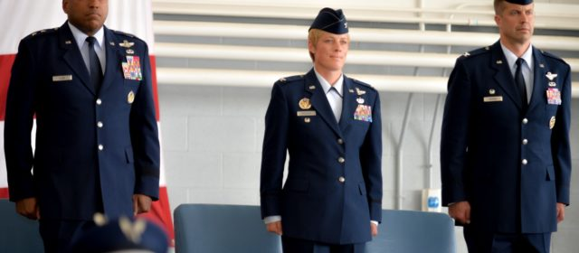 The First Openly Gay U.S. Air Force Academy Commandant