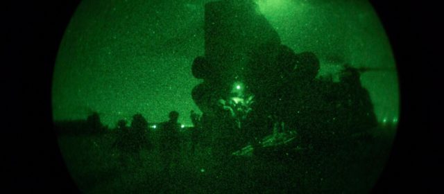 Did U.S. Helicopters Fly Syrian Rebels Into Battle With Islamic State?