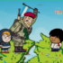 Argentina Produced a Falklands War Cartoon