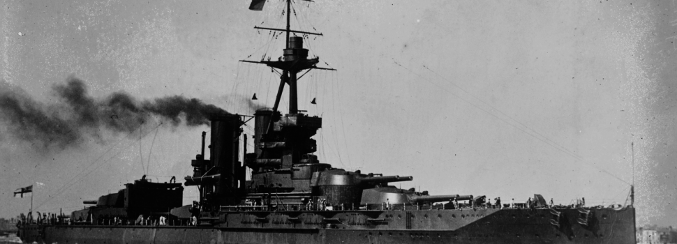 'Iron Duke' Was the United Kingdom's Super-Dreadnought
