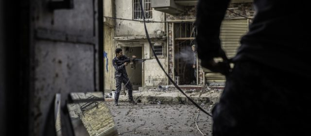 The Brutal, Exhausting Battle for Mosul, in Photos