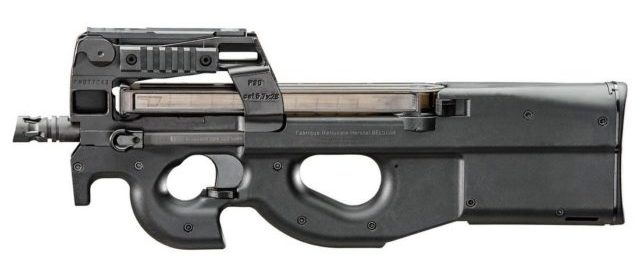 Some Pretty Weird Prototypes Preceded the P90 Submachine Gun