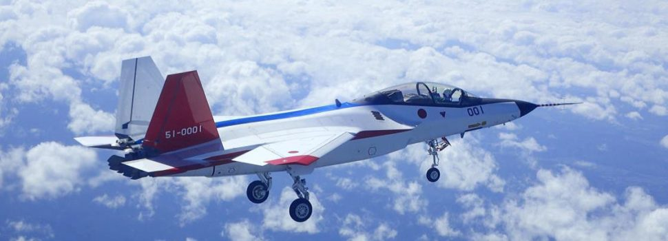 Drone Wingmen for Japanese Fighter Jocks
