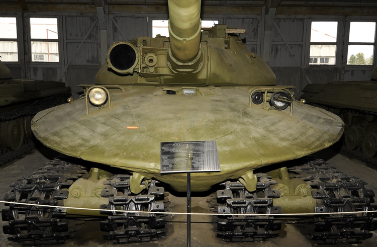 The Nuclear-War Tank Came at Exactly the Wrong Time