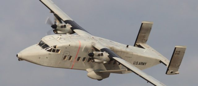 South Carolina Sheriff Gets In Trouble Trying to Trade For a Spy Plane