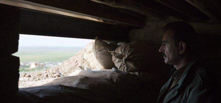 Islamic State Is Digging Trenches and Preparing For Battle