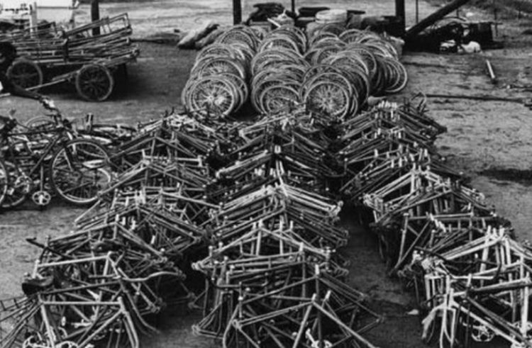 South Vietnamese Troops Almost Fought on Battle Bicycles