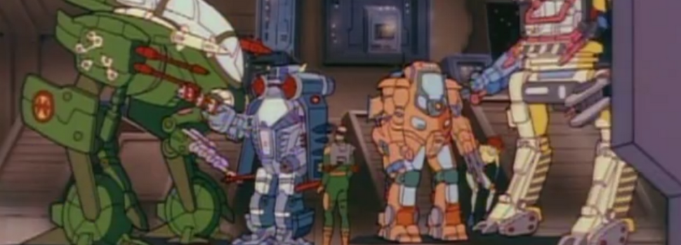 'Exosquad' Is the Best War Animation You've Probably Never Heard Of