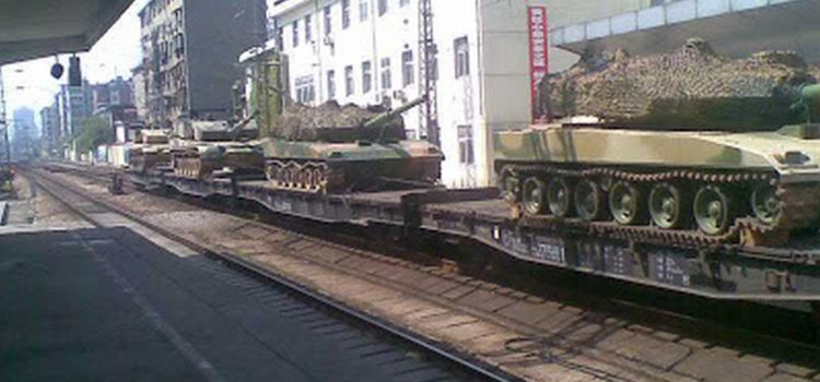 China's Got a New Mountain Tank