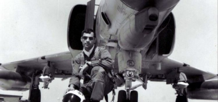 Hashem All-e-Agha Was Iran's Top F-14 Pilot
