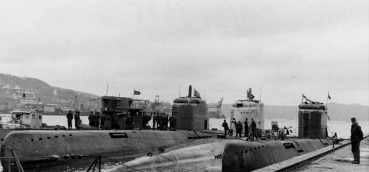 The Third Reich's Giant Electric Submarine Fail