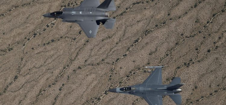 Test Pilot Admits the F-35 Can't Dogfight
