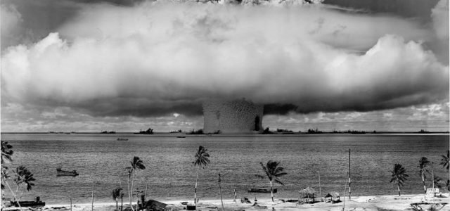 Behold the Power of the Atom With Declassified Nuclear Blast Footage